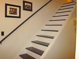 The Stairs are Finished!!!!