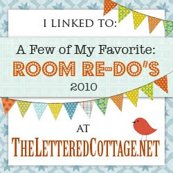 Room Re-Do Link Party