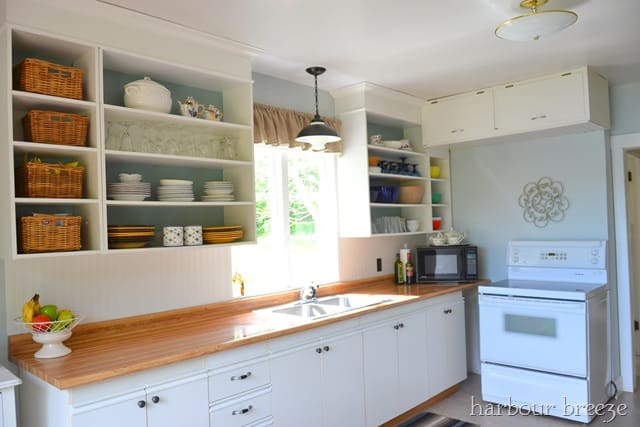 159 kitchen makeover reveal the  159 kitchen makeover u2026revealed    harbour breeze home  rh   harbourbreezehome com