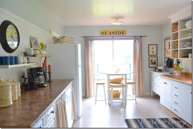 beach cottage kitchen reveal