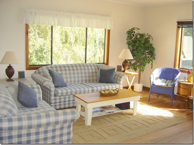 Living Room Makeover~ Revealed!