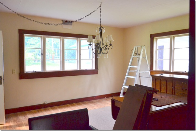 Paint the Dining Room…Check!