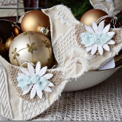 handmade christmas ideas on harbourbreezehome.com
