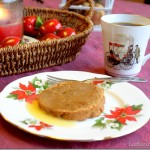 Old-Fashioned Steam Pudding and Sauce {A Family Recipe}
