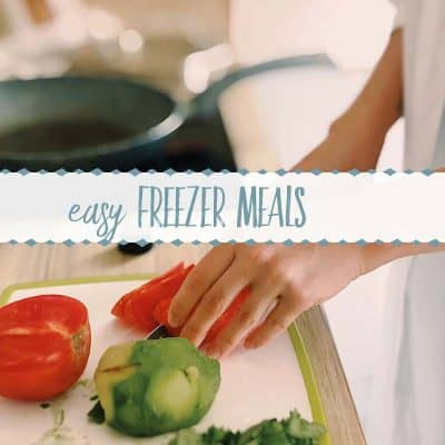 How to Do a Monthly Meal Plan with 10+ Freezer Meal Recipes