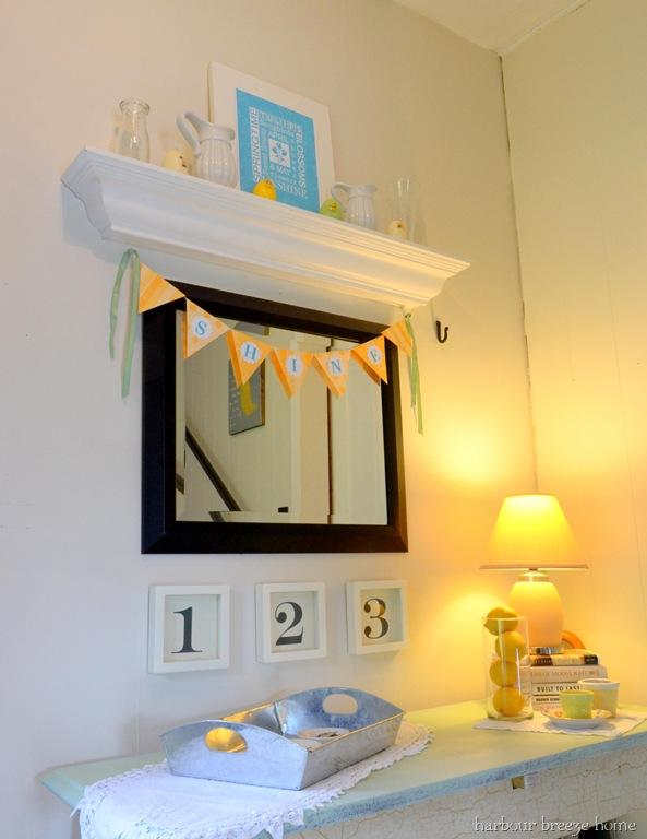 DIY Paper Pennant/Bunting Banner