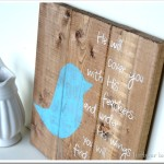 More Blue Bird Signs Available