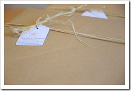 wrapping with tags