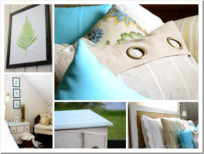 Beach Cottage Bedroom reveal