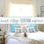 Beach Cottage Bedroom {Reveal!}