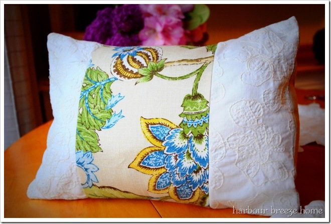 envelope pillow front