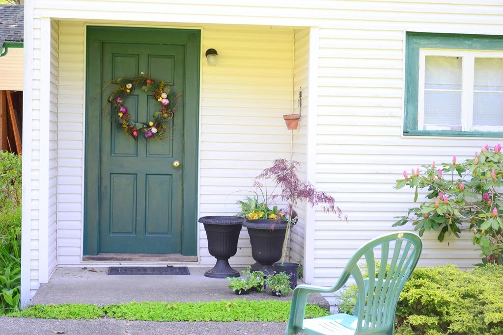 Front Door Makeover Harbour Breeze Home