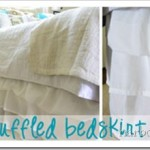 The Ruffled Bedskirt