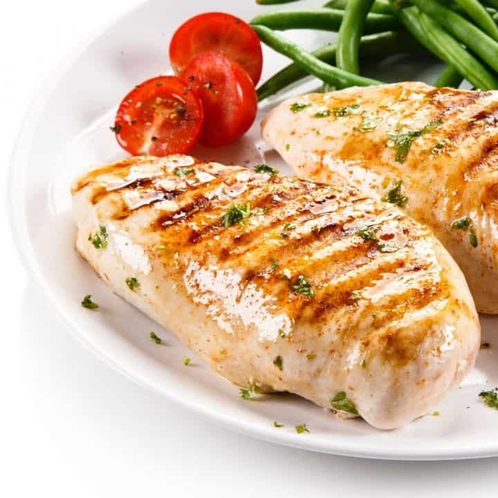 BEST EVER Grilled Chicken Marinade Recipe