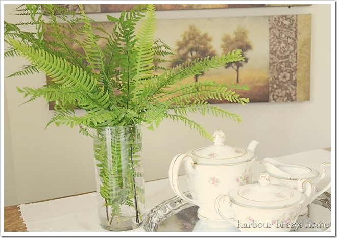 ferns on buffet ps