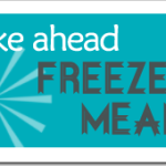 Freeze Ahead Meatballs