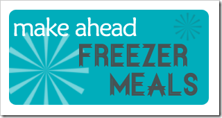 freezer meals button