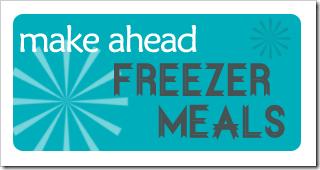freezer meals button