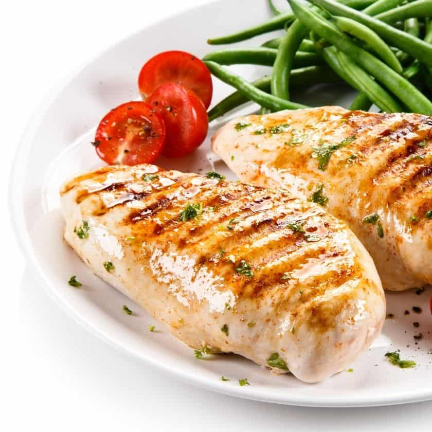 Favourite Grilled Chicken Marinade Recipe