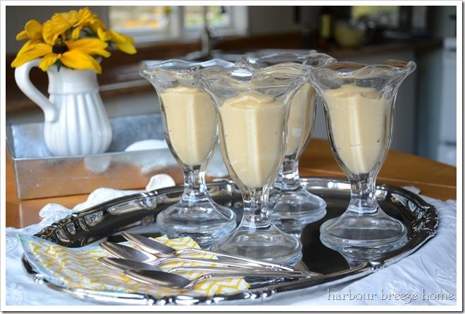 pudding parfaits