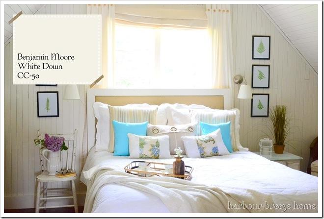 master bedroom color