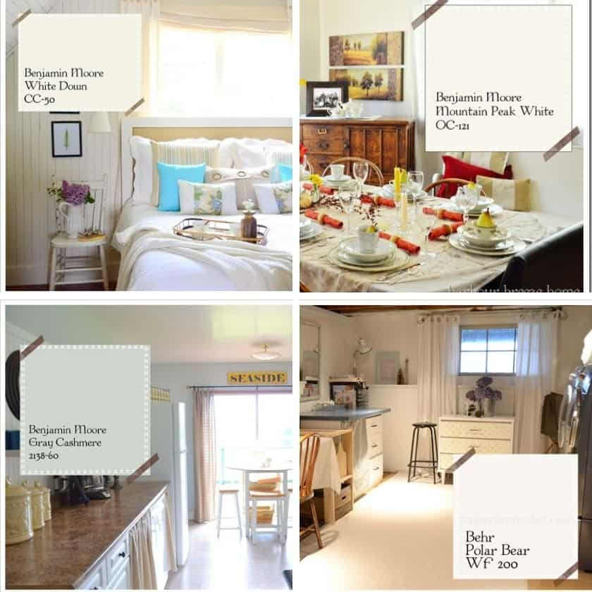Whole House Paint Colors