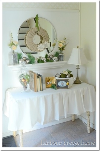 whole entryway table