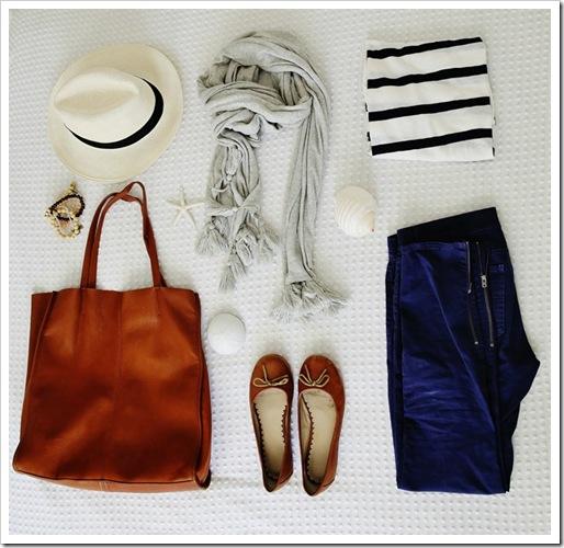 a beachy wardrobe