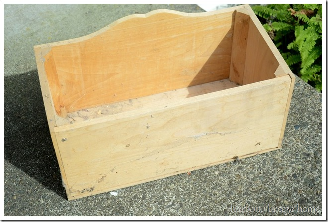 box before