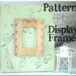 Pattern Play Display Sign
