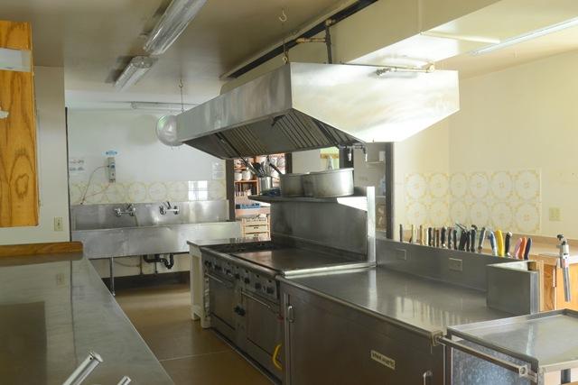 Camp Kitchen Tour Commercial Kitchen Vs Home Kitchen