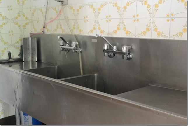 camp sink