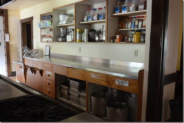 commercial kitchen tour