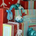 The Christmas Entryway Dresser