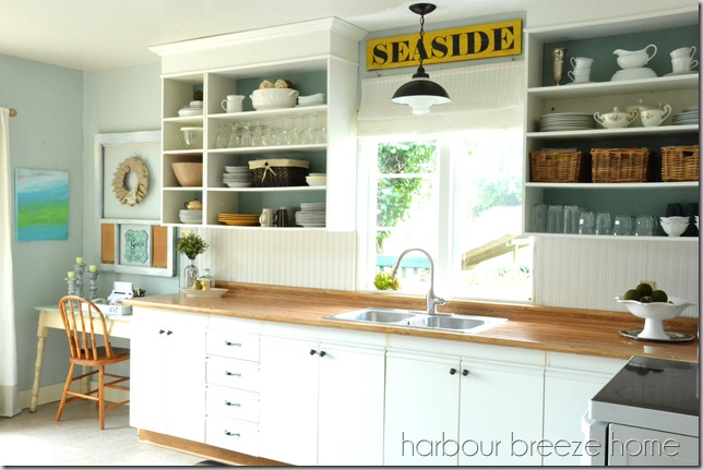 seaside kitchen after ps