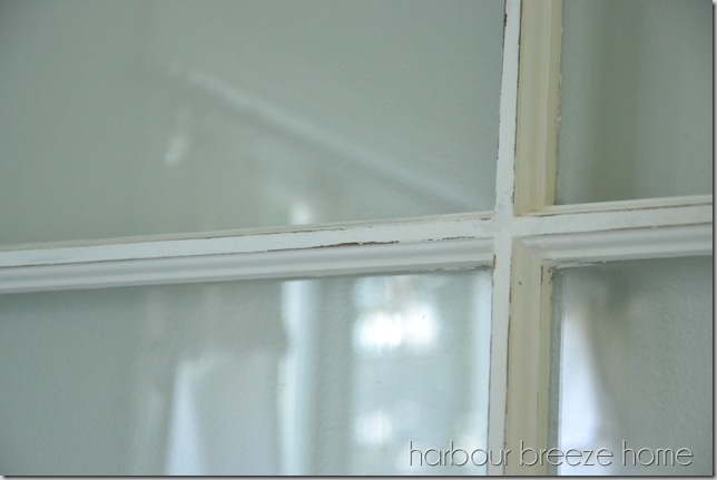 distressed window panes