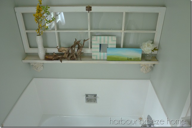 shelf and tub ps