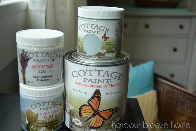 How to use Cottage Paint Wax