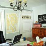 Coastal Cottage Office Reveal