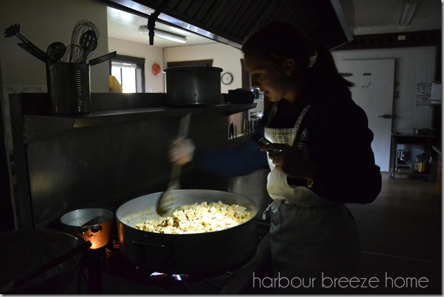 Feeding a Crowd ~ Butter Chicken Meal for 50