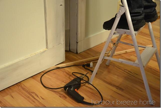 *Sliding Barn Tutorial* ~ Create a custom-sized sliding barn door following this simple DIY tutorial.