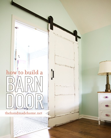 Building a barn door