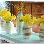 3 Ideas for Using Paint in Tabletop Decor