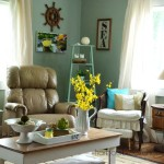 Spring Living Room Reveal