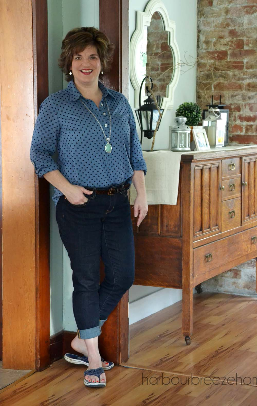 Fashion Over 40~ Dressed for Comfort