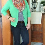Fashion Over 40 – Spring Green