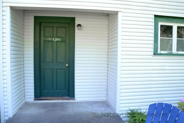 Front Door Reveal