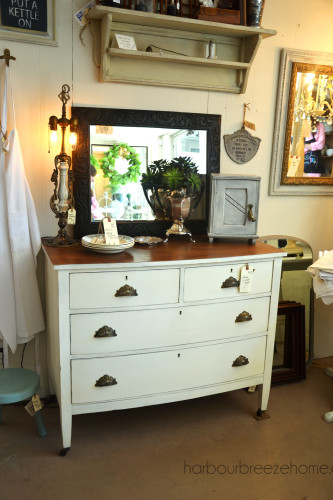 Painted Furniture Inspiration At A French Touch Furniture Harbour Breeze Home