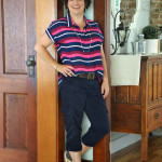 Fashion Over 40: The Half Tuck Shirt