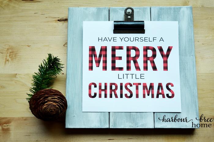Christmas Printable Decor